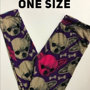 LuLaRoe Pants - LuLaRoe leggings - One Size